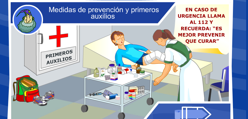15 actividades de la salud, higiene y primeros auxilios para estudiantes
