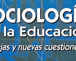 Este libro responde a una necesidad existente en la sociedad y mas en concreto en el mundo de la Educación, y en el conjunto de las Ciencias de la Educación, donde, a pesar de todo, la perspectiva sociológica en el análisis y la practica educativa es algo reciente,