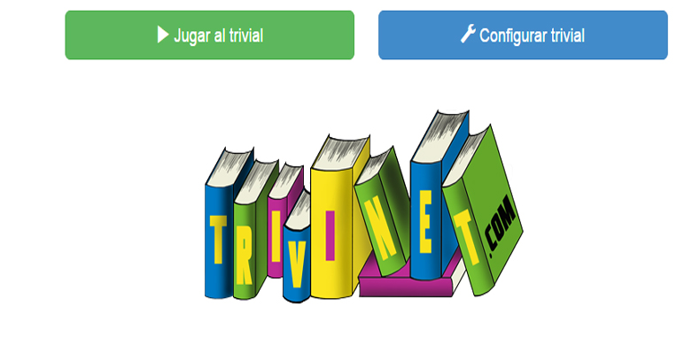 Trivial online para estudiantes