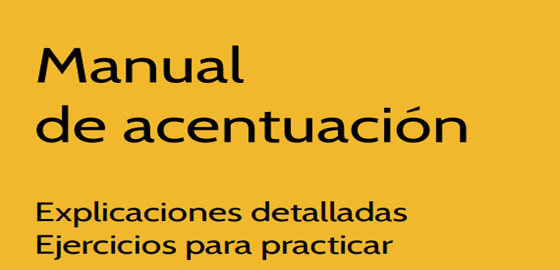 Manual de acentuación (descarga gratuita)