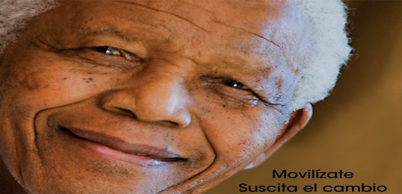 NotiProfe: Google realiza un Doodle en homenaje a Nelson Mandela