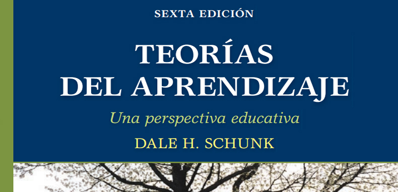 Teorias del Aprendizaje por Dale H. Schunk (Descarga Gratuita)