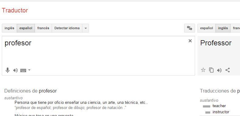 NotiProfe: Google Traslate ya no solo traduce palabras