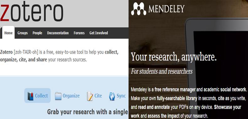 Gestor de referencias bibliográficas para docentes y estudiantes
