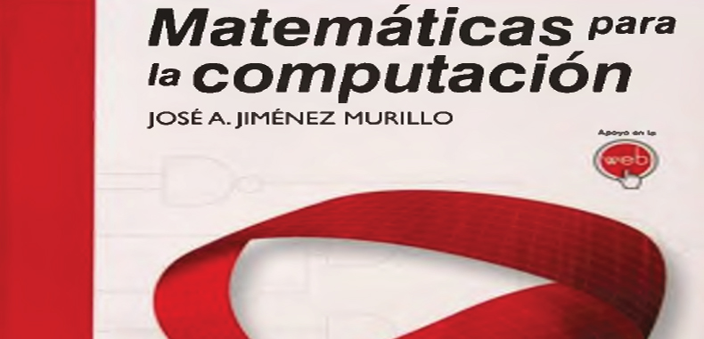 Matemáticas para la computación Jimenez descargable