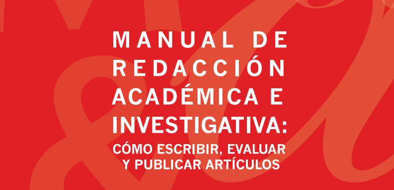 Manual de redacción académica e investigativa en PDF