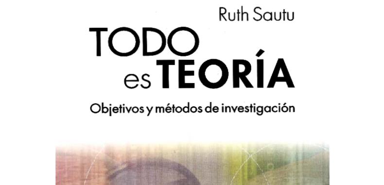 Todo es Teoría (objetivos y métodos de investigación) en PDF