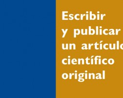 La actividad científica debe concluir con la comunicación y difusión de los resultados obtenidos al resto de la comunidad científica. La publicación constituye, en este sentido, el producto final de la investigación y la revista científica el instrumento empleado para la transferencia de información entre los productores y los usuarios.