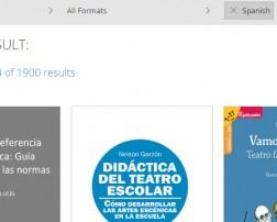 El proyecto OpenLibra reúne recursos con licencia libre que pueden resultar de interés para nuestra comunidad de docentes. OpenLibra nace con la pretensión de recopilar la mayor cantidad de libros libres, principalmente en español, entre las temáticas que presenta este proyecto se encuentra la de educación.