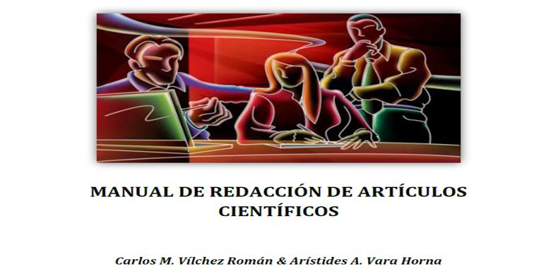 Manual de redaccion de Articulos Cientificos en PDF