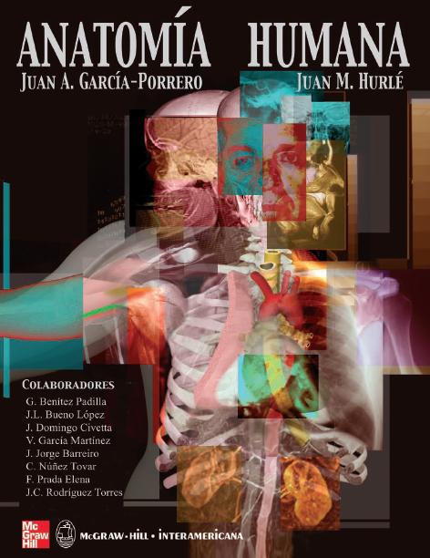 Anatomia Humana por Juan A. Garcia Porrero