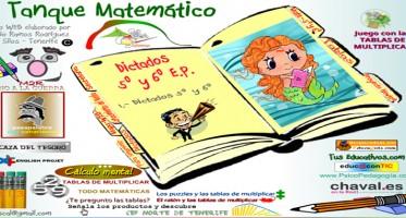 creado con el propósito de colaborar en la práctica de las matemáticas