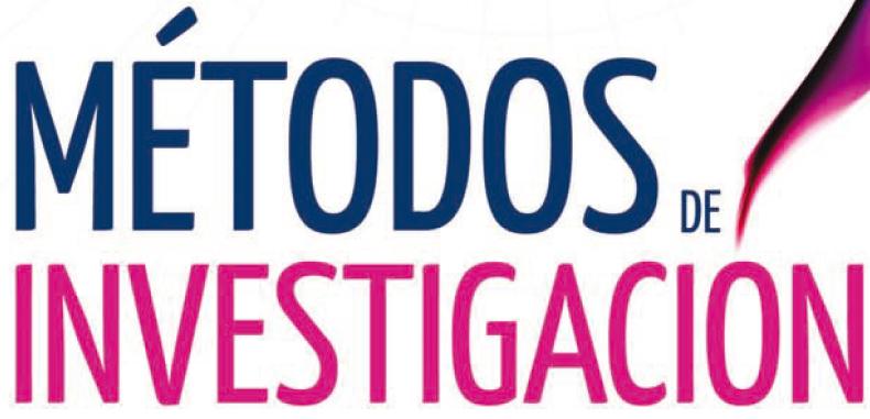 Métodos de Investigación por Gabriela Morán y Darío Gerardo Alvarado en PDF