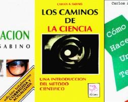 Estos libros están dirigidos a los estudiantes de pre y de postgrado que necesitan conocer en qué consiste la ciencia, a los profesionales que desean aproximarse a las ciencias sociales, a todas las personas que quieren ampliar su cultura general y que disfrutan de obras escritas con cuidado y dedicación.
