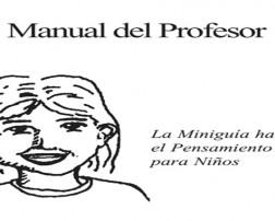 manual del profesor al pensamiento critico
