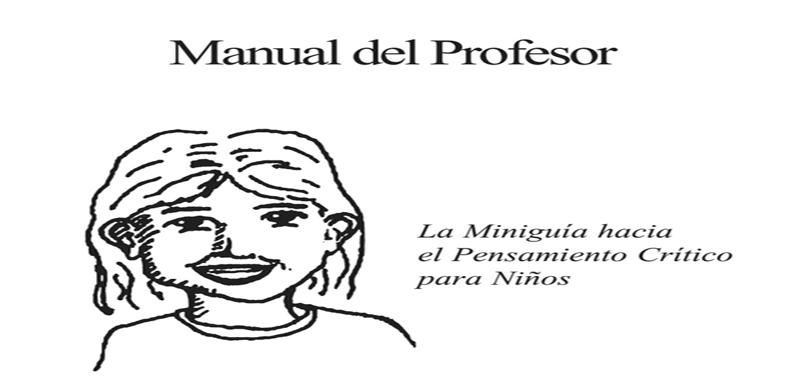 Manual del Profesor a la guía de los niños – guía en PDF