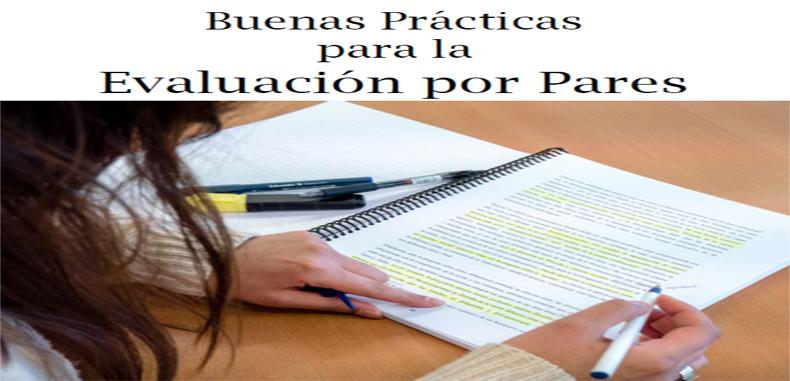 Manual de las buenas Prácticas para la Evaluación por Pares en PDF