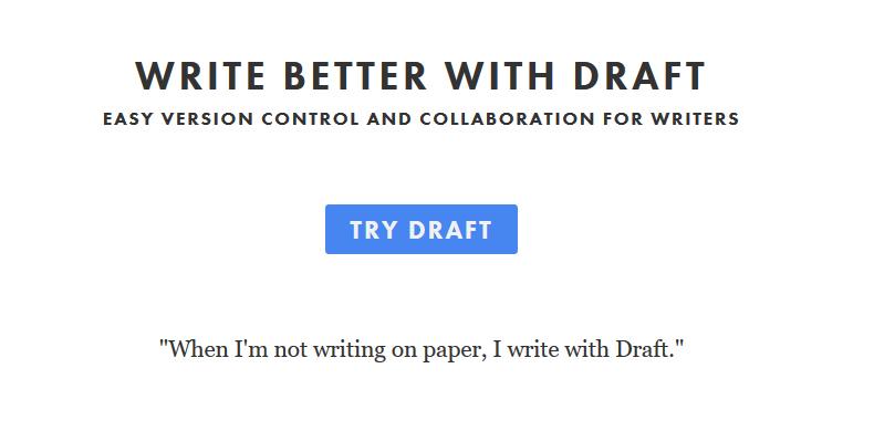 Comparte un documento con Draft