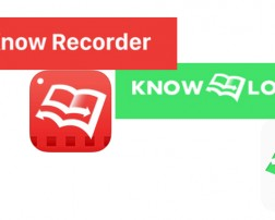 Know Recorder es una aplicación gratuita para iPad y Android que se utiliza para la creación de videos instructivos de estilo pizarra. Con Know Recorder instalado puedes crear todo tipo de videos educativos y también utilizarlo para crear lecciones como matemáticas, ciencia, geografía en la que explicas partes de un diagrama o ilustración, puedes dibujar y hablar mientras la aplicación registra todo lo que haces y dices.
