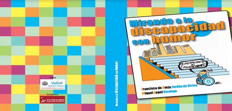 Mirando a la discapacidad con humor – libro en PDF