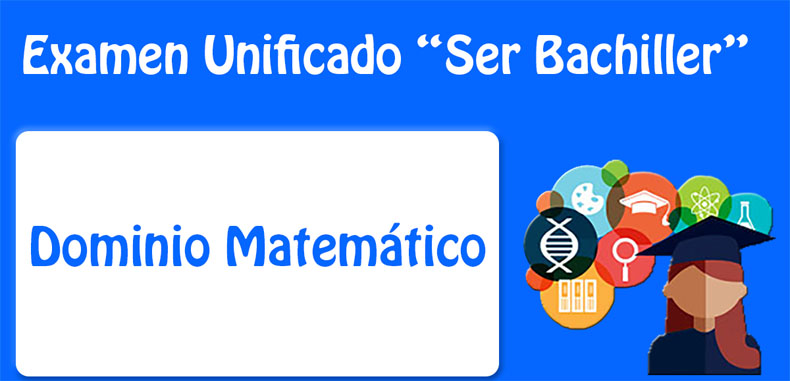 """Material descargable en pdf para el campo de las matemáticas del programa """"Ser Bachiller"""""""