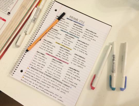 Cómo estudiar