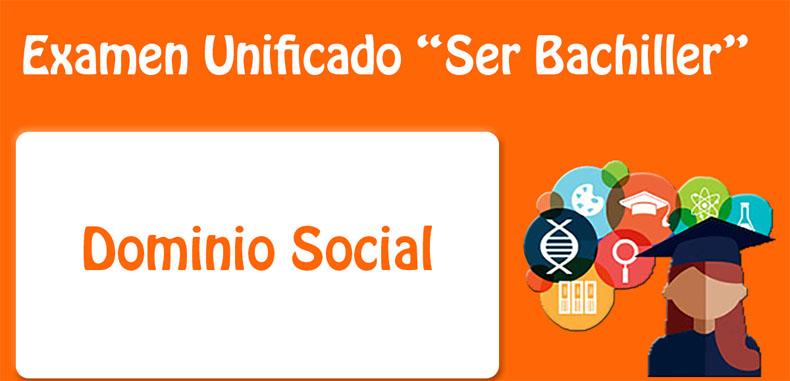 "Material descargable en pdf para el campo social del programa ""Ser Bachiller"""