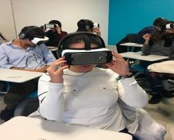Realidad Virtual en el salon de Clases