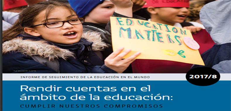 INFORME DE SEGUIMIENTO DE LA EDUCACION EN EL MUNDO EN PDF (UNESCO)
