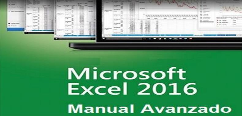 MANUAL AVANZADO EXCEL 2016 en PDF