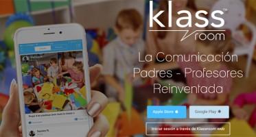 Saludos compañeros colegas, hoy les compartimos Klassroom, una aplicación web y móvil que reinventa la manera en la que los padres y maestros se comunican sobre los niños y sus actividades de manera más efectiva, segura y en tiempo real.