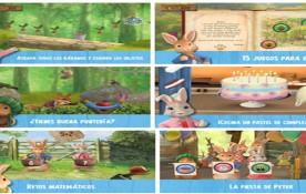 En este post, compartimos con ustedes compañeros docentes el lanzamiento de una nueva aplicación infantil Peter Rabbit™ y su fiesta de cumpleaños, una divertida e interactiva app, en la que los niños de cinco a nueve años podrán jugar y aprender de forma estimulante.