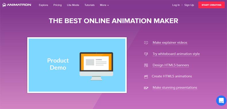 Plataformas interactivas que permiten crear GIFS animados para estudiantes