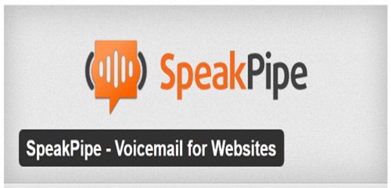 Agrega nuevas páginas de destino para recopilar grabaciones de voz con la plataforma SpeakPipe.