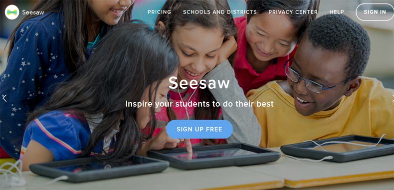 Las nuevas características que tiene la app SeeSaw, para los estudiantes y docentes.