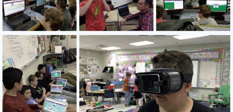 ¿Les gustaría crear contenidos y recorridos de realidad virtual para el aula de clases?