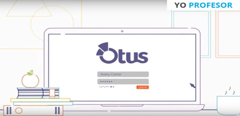 Otus, originalmente, fue diseñada para Ipads, y debido a la gran acogida que ha tenido a lo largo de estos años, ha expandido su sistema para los recursos educativos como laptops y chromebooks.