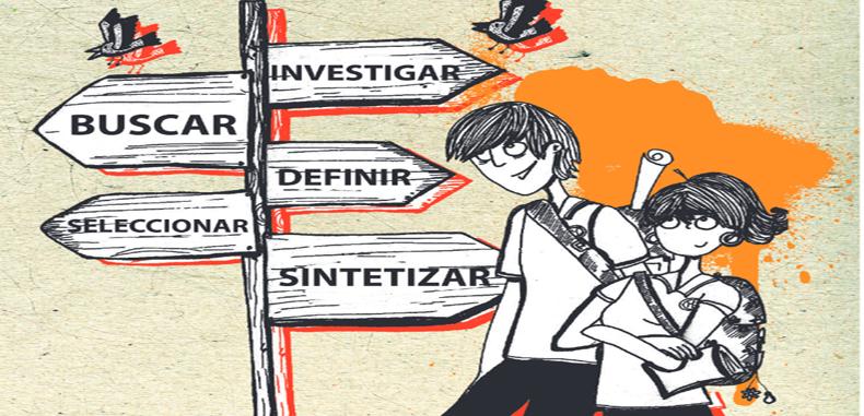 Guía para buscar e investigar: Herramientas para el estudiante en PDF