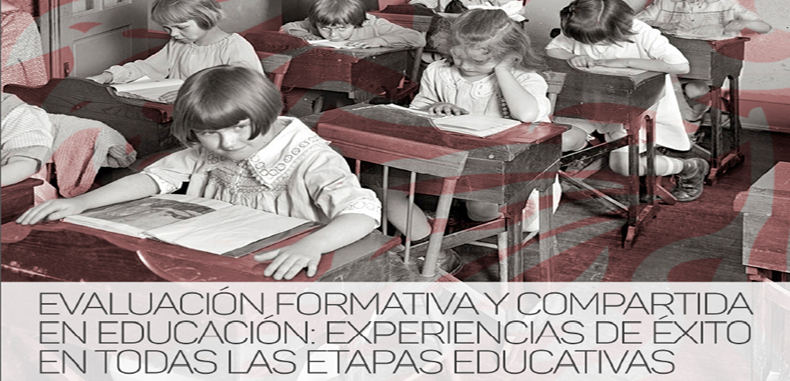 Evaluación formativa y compartida en Educación. Libro en PDF.
