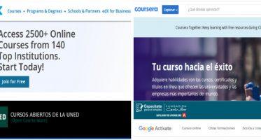 5 plataformas de cursos gratuitos 2020