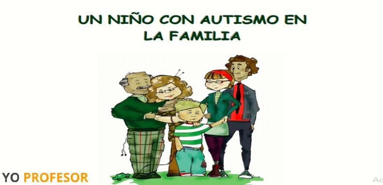 17 guías sobre el Autismo para profesores, padres y niños en PDF gratis.