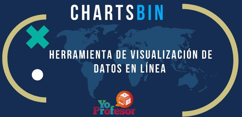 CHARTSBIN, herramienta de visualización de datos en línea