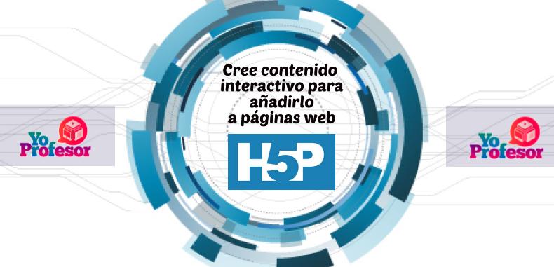 Cree contenido interactivo con H5P para añadirlo a páginas web