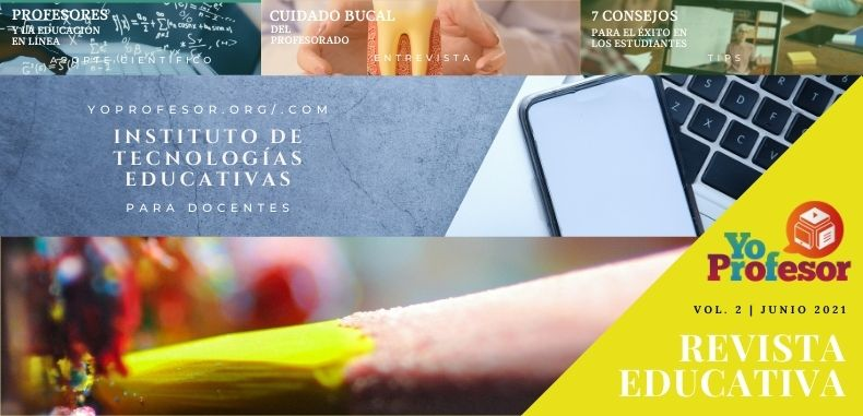 Revista Educativa Yo Profesor Vol. 2 | Junio 2021
